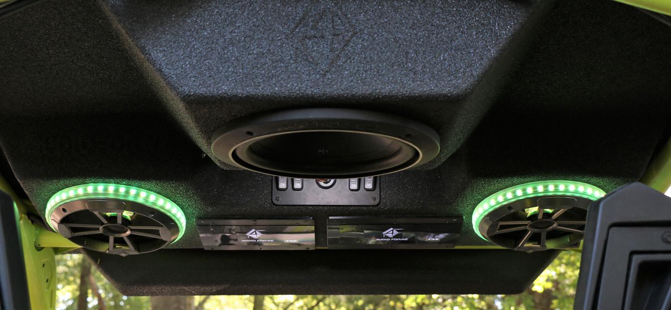 Commander Maverick Stereo Tops Audioformzaudioformz