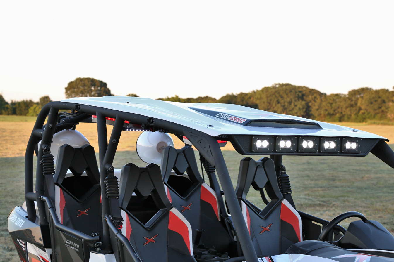 Can Am Commander Max (CRTSSMAX) And Maverick Max (MRTSSMAX) Roof Top Stereo  Systems (2013 Current)