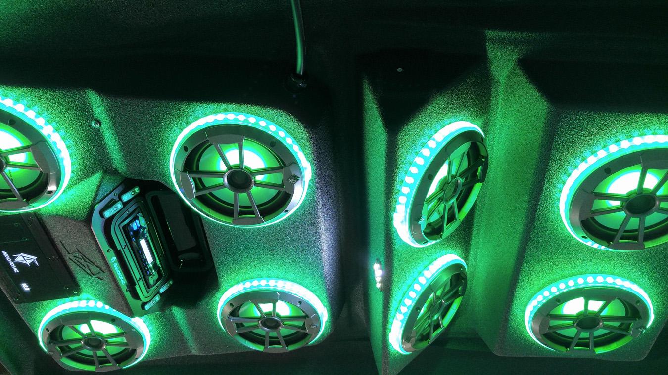Honda Pioneer 1000 5 Stereo Tops Audioformzaudioformz