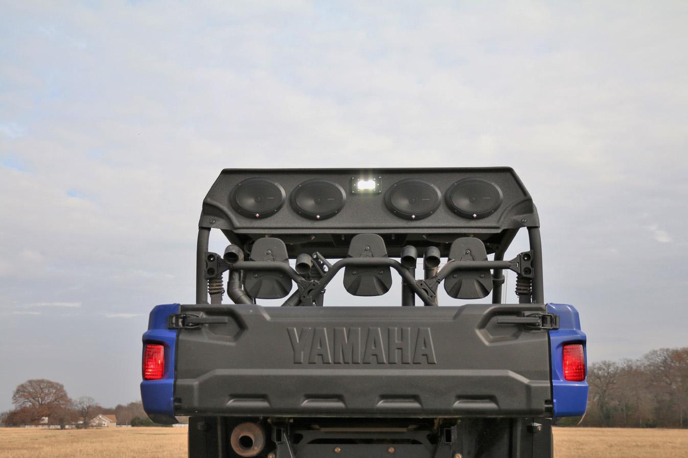Yamaha Viking Stereo Tops Audioformzaudioformz