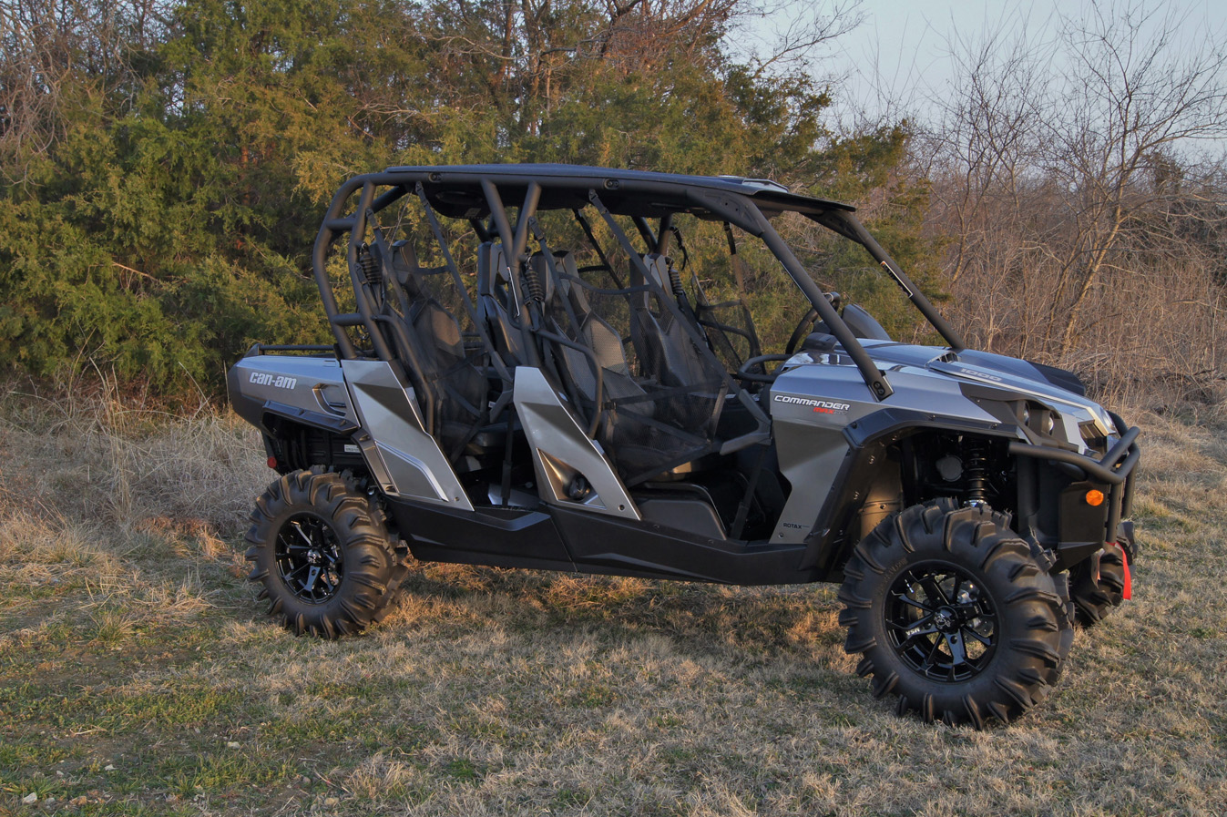 Can am commander max crtssmax and maverick max mrtssmax roof top stereo systems 2013 current