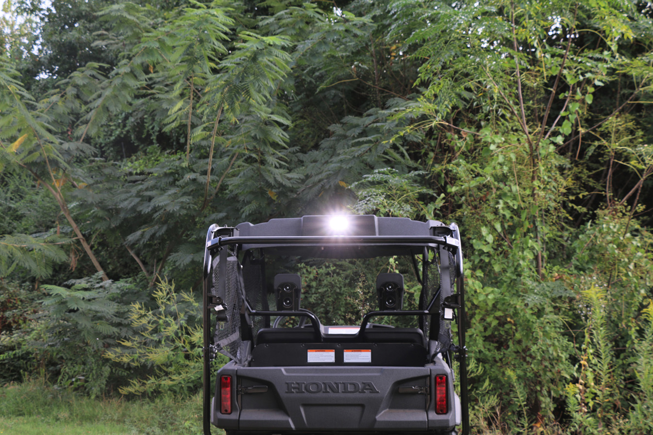 Honda Pioneer 700 Stereo Tops Audioformzaudioformz