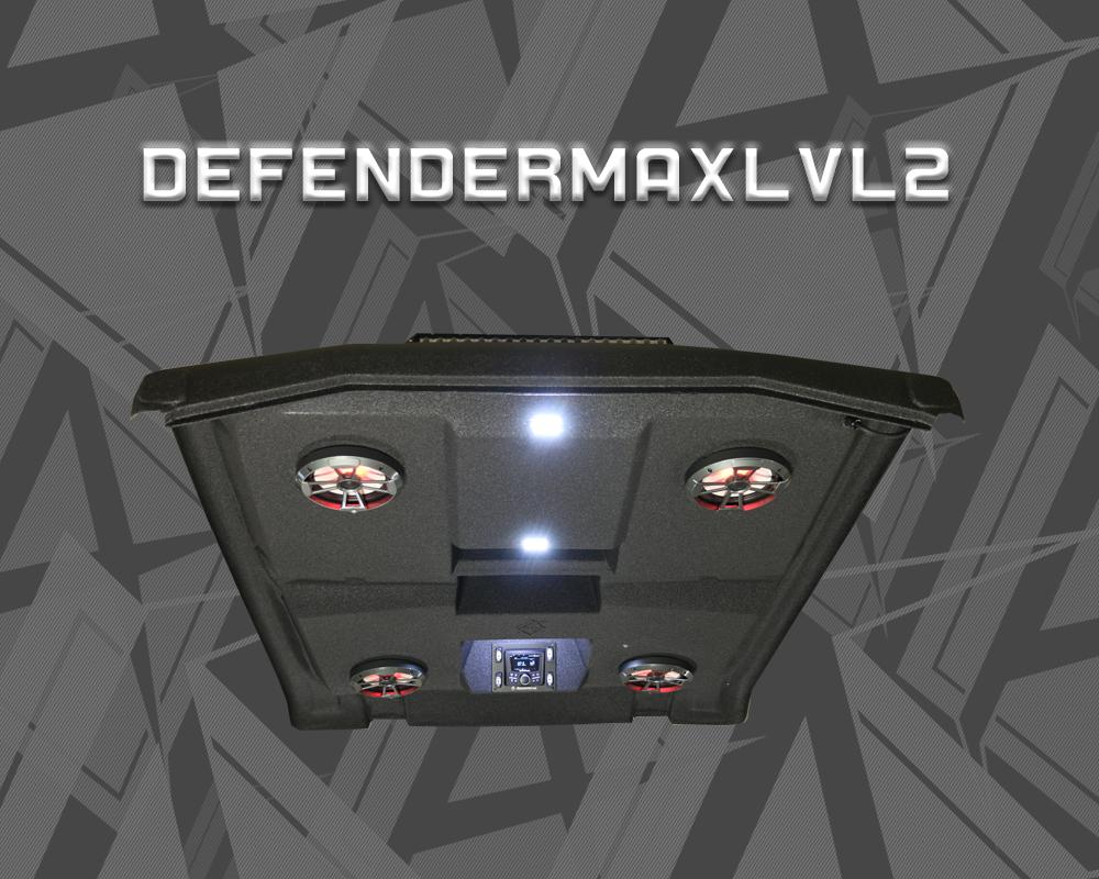Defender Max Stereo Tops Audioformzaudioformz