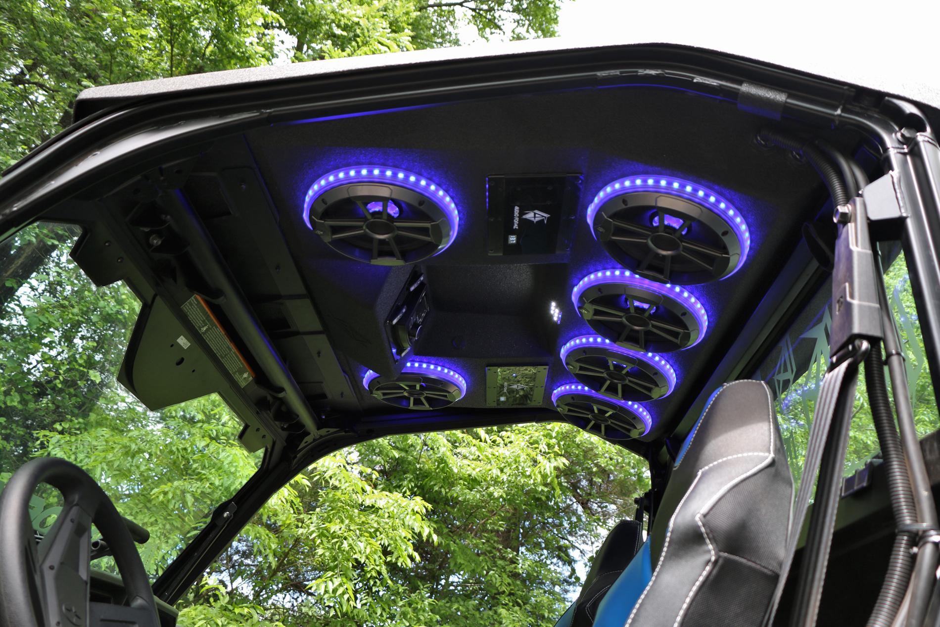 Polaris General 1000 Stereo Tops Audioformzaudioformz