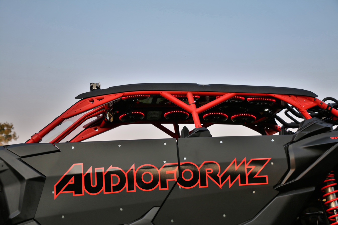 Maverick Max X3 Stereo Tops Audioformzaudioformz