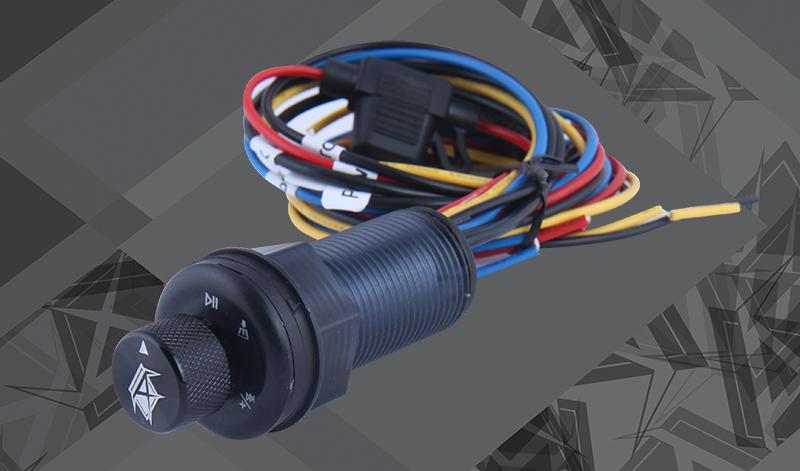 RZR 900/1000 Stereo Tops   AudioFormz