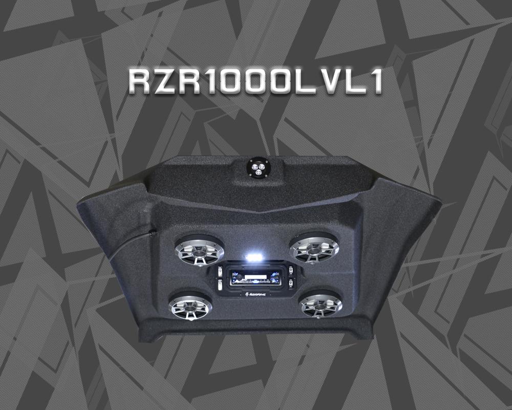 Rzr 900 1000 Stereo Tops Audioformz