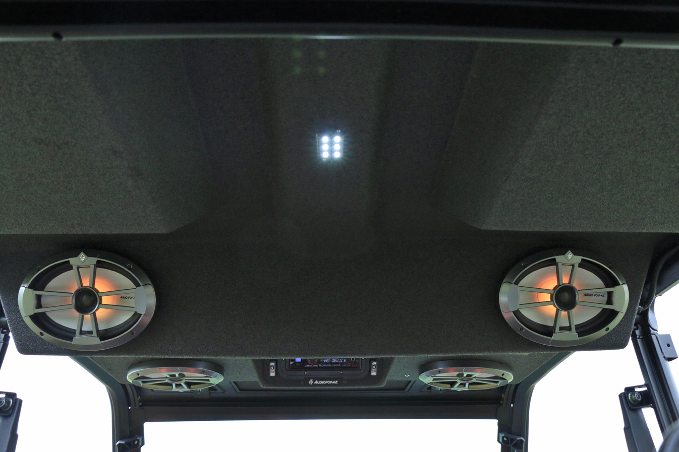 Ranger Crew Xp 1000 900 Amp Xp 570 Stereo Tops Audioformz