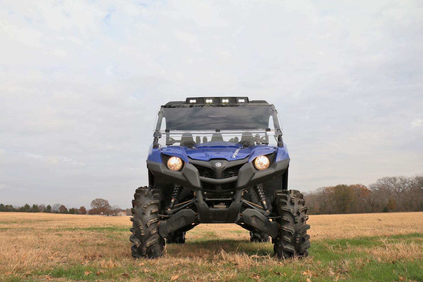 Yamaha Viking Stereo Tops | AudioFormz