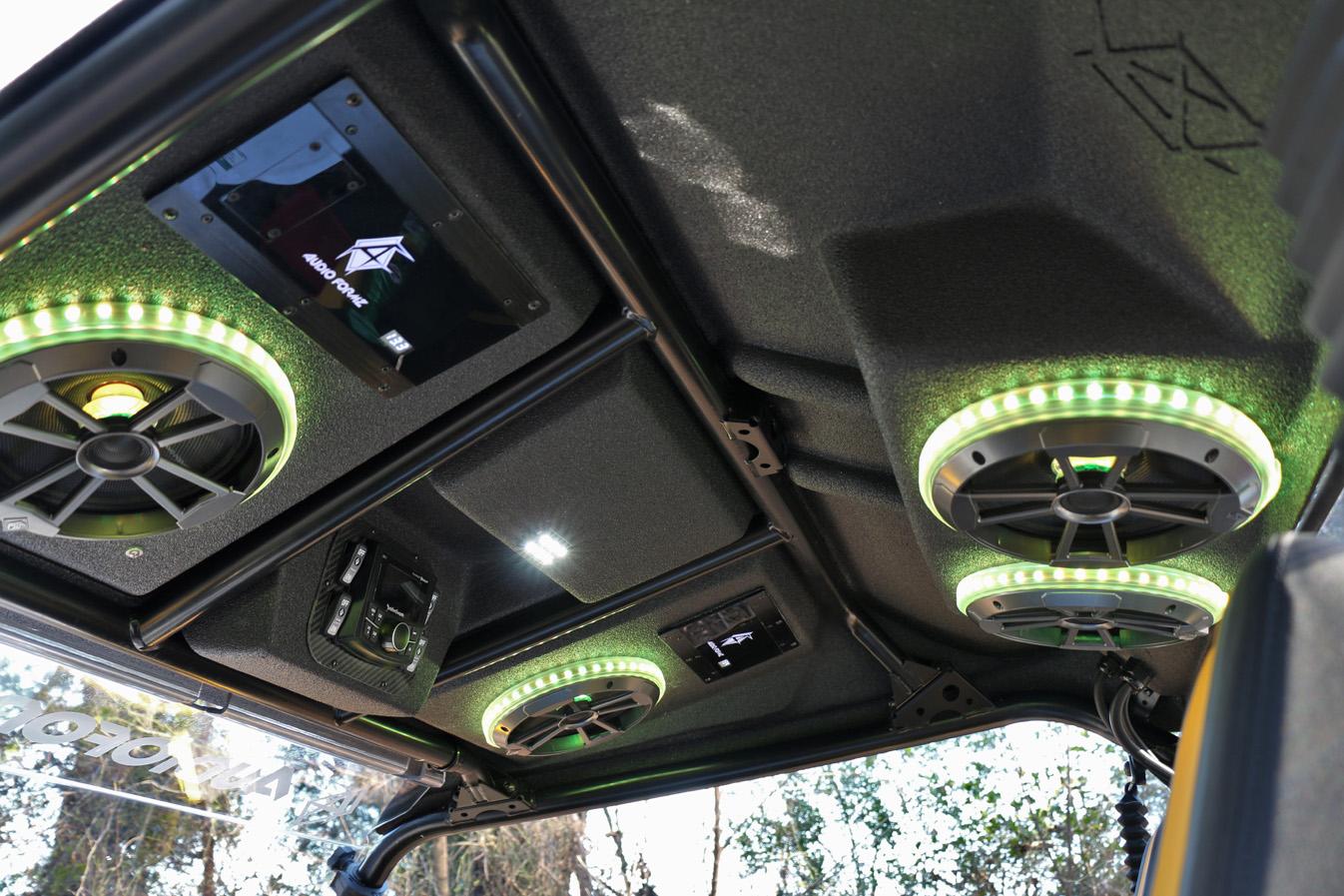 Yamaha Yxz Stereo Tops Audioformz