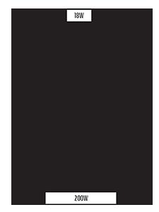 Maverick Max X3 Stereo Tops Audioformz