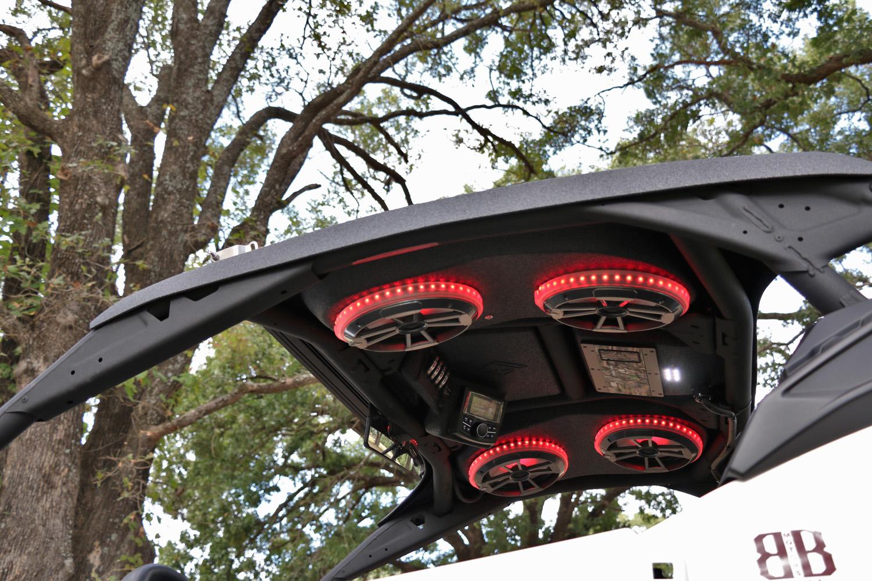 Maverick X3 Stereo Tops Audioformz
