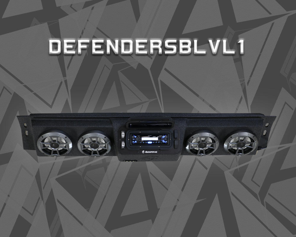Defender Soundbar Audioformz